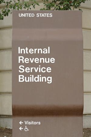 United State | Internal Revenue Service building | Visitor